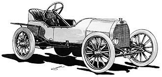first_production_Bugatti